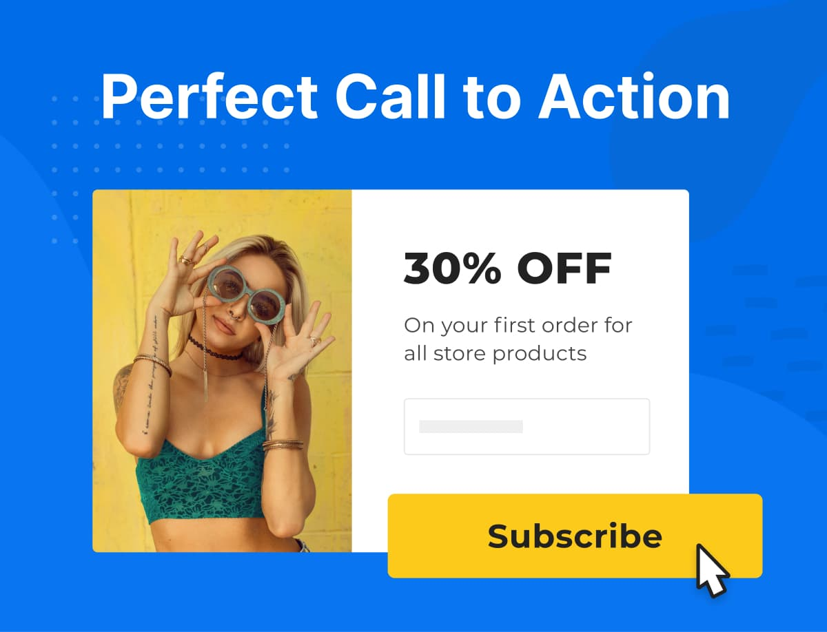 How to create the perfect call to action