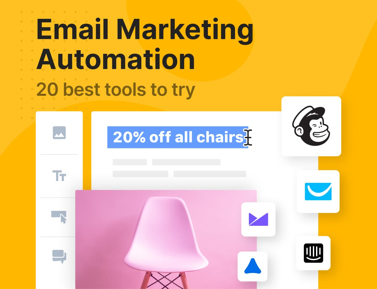 email marketing automation cover image