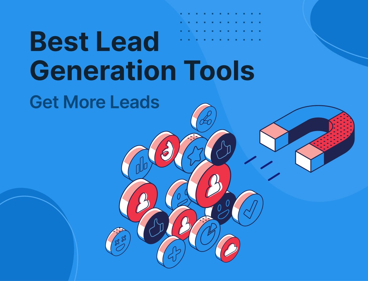 36 Best Lead Generation Tools for Small Businesses - Adoric Blog