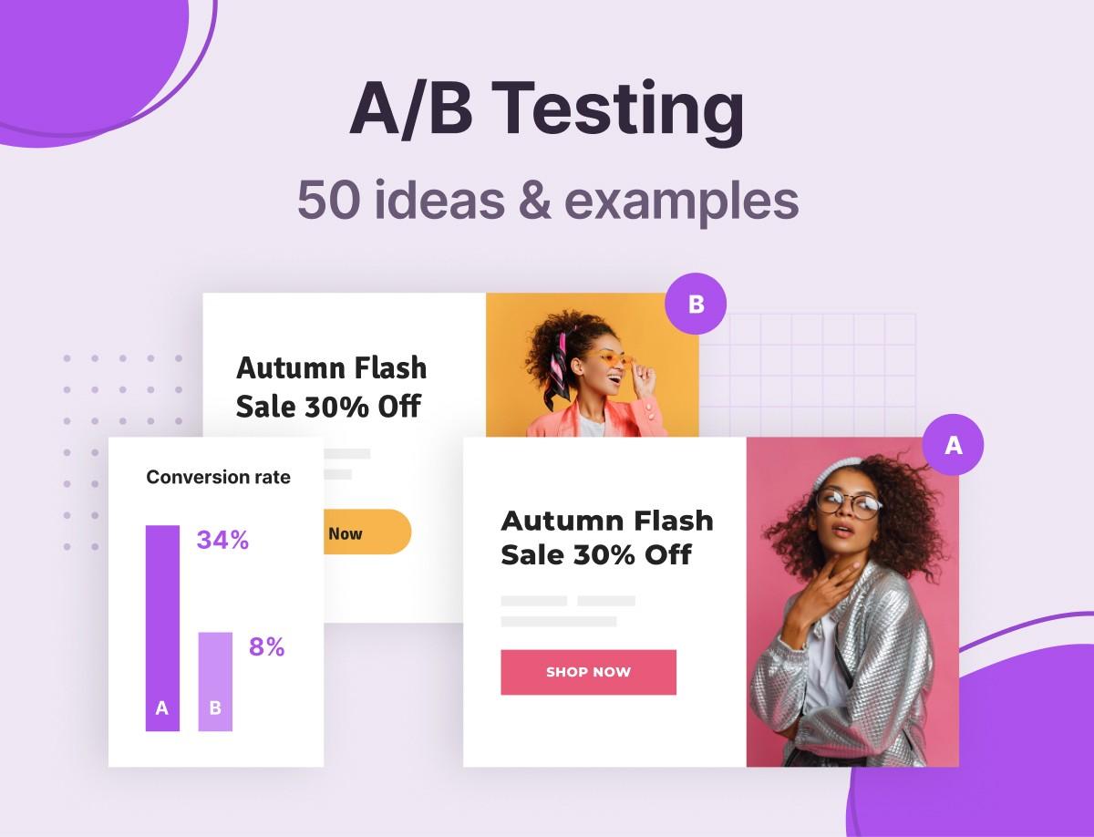b-testing-50-ideas