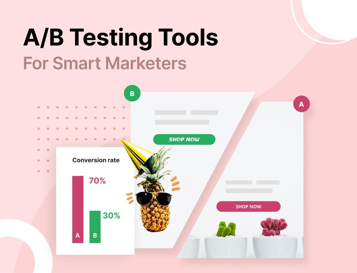 A/B testing tools