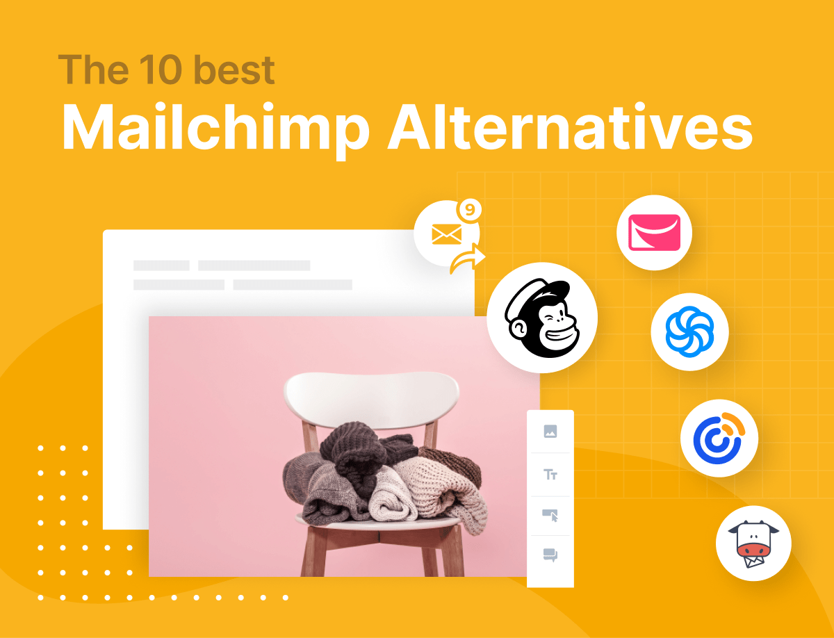 Mailchimp alternative cover image
